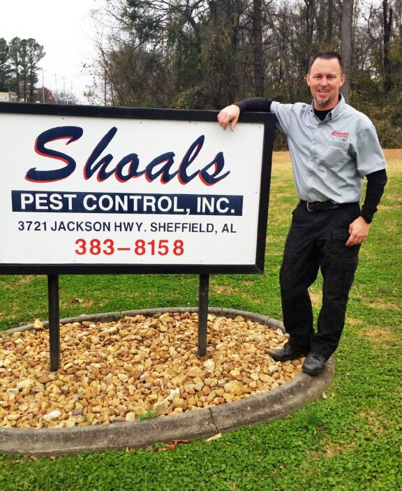 Shoals Pest Control